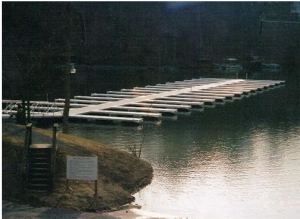 aluminum dock spring cleaning